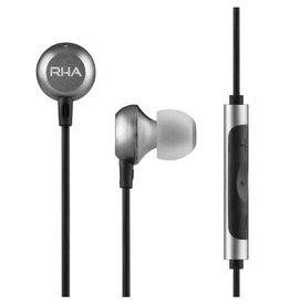 /// RHA | MA S500u Wired In Ear Headphones | 200614