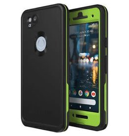 LifeProof LifeProof | Google Pixel 2 Fre Black/Lime | 112-9831