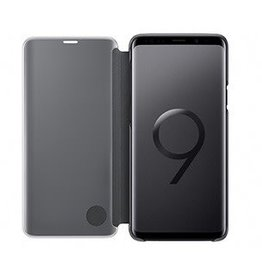 Samsung Samsung | Samsung Galaxy S9 Clear View Standing Cover Black | 120-0320