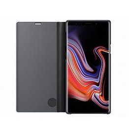 Samsung Samsung | Samsung Galaxy Note 9 Clear View Standing Cover Black | 120-1001