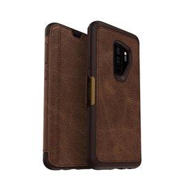 Otterbox OtterBox   Samsung Galaxy S9+ Strada Folio Espresso (Dark Brown)   120-0123