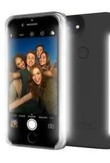 LuMee   iPhone 8/7/6/6s+ Two Illuminating Case  Black Matte   LM-L2-IP7PLUS-BLK