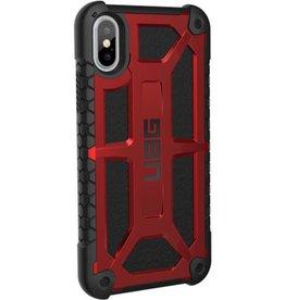 UAG UAG | iPhone X Red/Black (Crimson) Monarch Series case | 15-02090