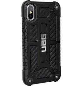UAG UAG | iPhone X Black (AST) Monarch Series case | 15-02092