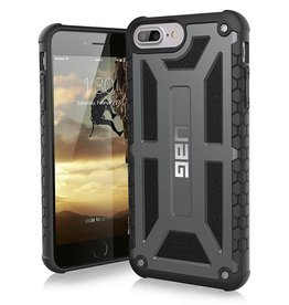 UAG UAG | iPhone 8/7/6/6s+ Monarch Case Dark Grey | 112-9196