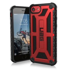 UAG UAG | iPhone 8/7/6S/6 Red/Black (Crimson) Monarch Series case | 15-02123