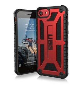 UAG UAG | iPhone 8/7/6S/6 Red/Black (Crimson) Monarch Series case | 15-02123