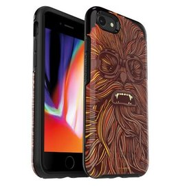 Otterbox OtterBox | iPhone 8/7+ Symmetry Protective Case Chewbacca | 120-0393