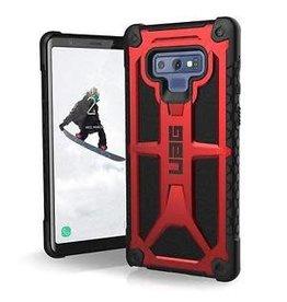 UAG UAG | Samsung Galaxy Note 9 Monarch Rugged Case Crimson (Red) | 120-0642