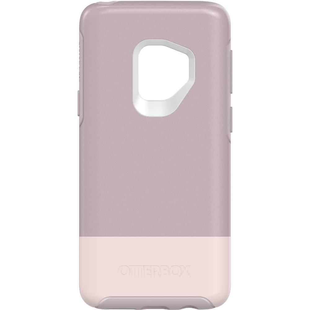 Otterbox OtterBox | Samsung Galaxy S9 Symmetry Skinny Dip (White/Mauve) | 120-0135