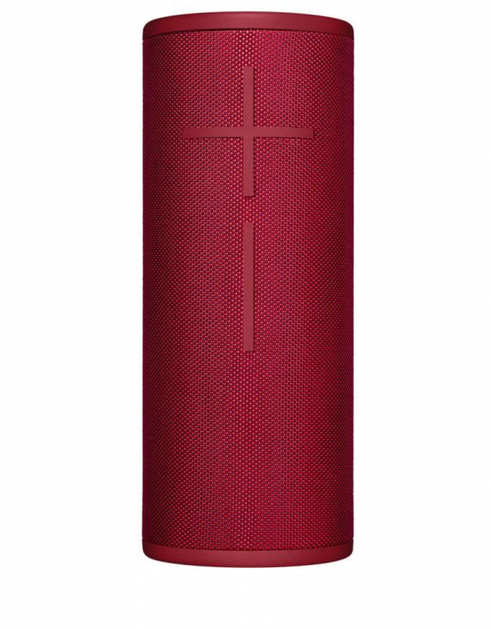 Ultimate Ears | Boom 3 Wireless Bluetooth Speaker-Sunset Red | 984001352