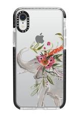 Casetify /// Casetify | iPhone Xr Impact Case Boho Elephant | 120-0870