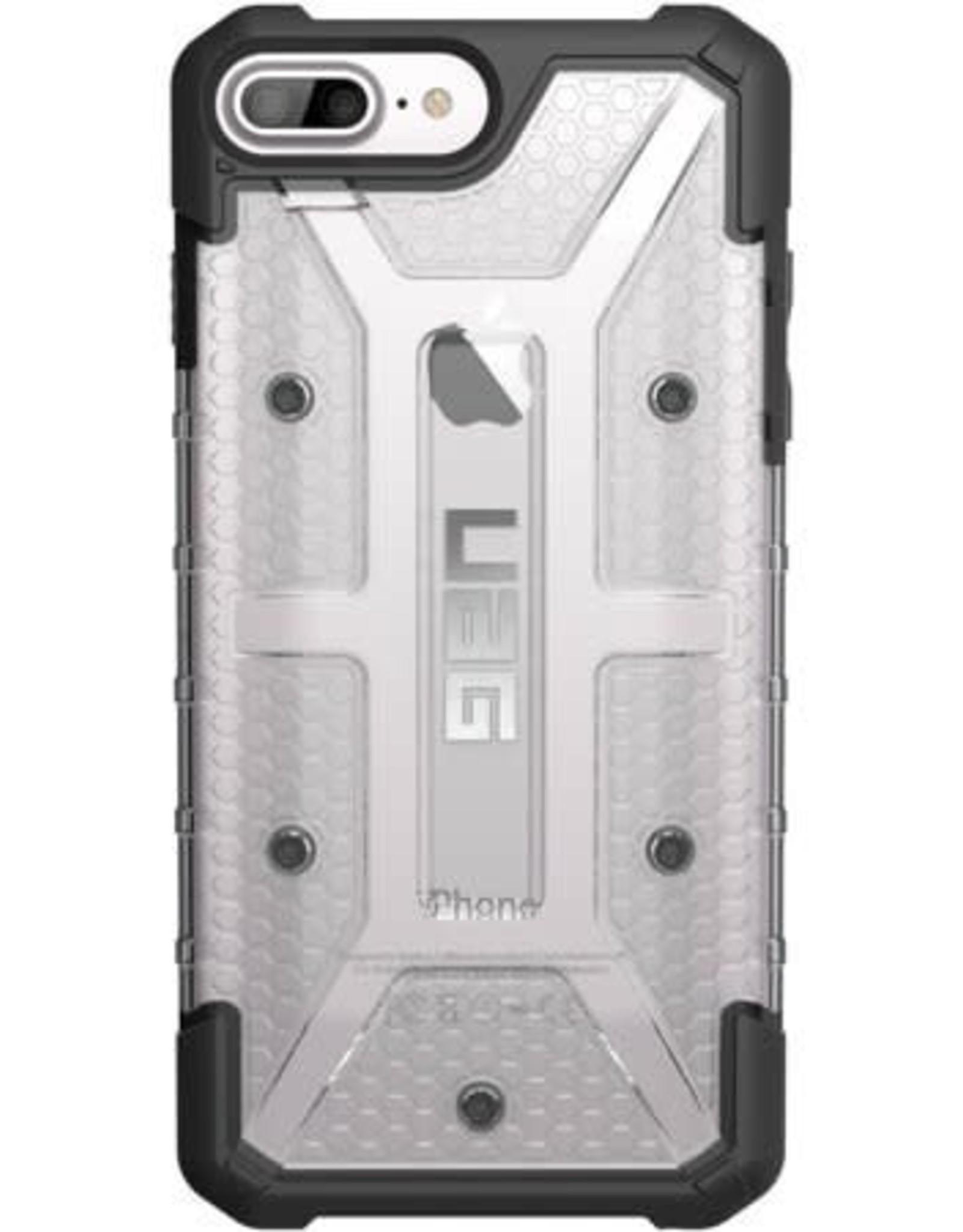 UAG /// UAG | iPhone 8/7/6/6s+ Ice/Black Plasma Series case | 15-01097