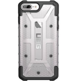 UAG UAG | iPhone 8/7/6/6s+ Ice/Black Plasma Series case | 15-01097