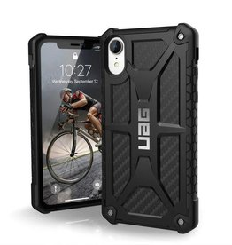 UAG UAG | iPhone Xr Monarch Rugged Case Carbon Fiber (Black) | 120-0901