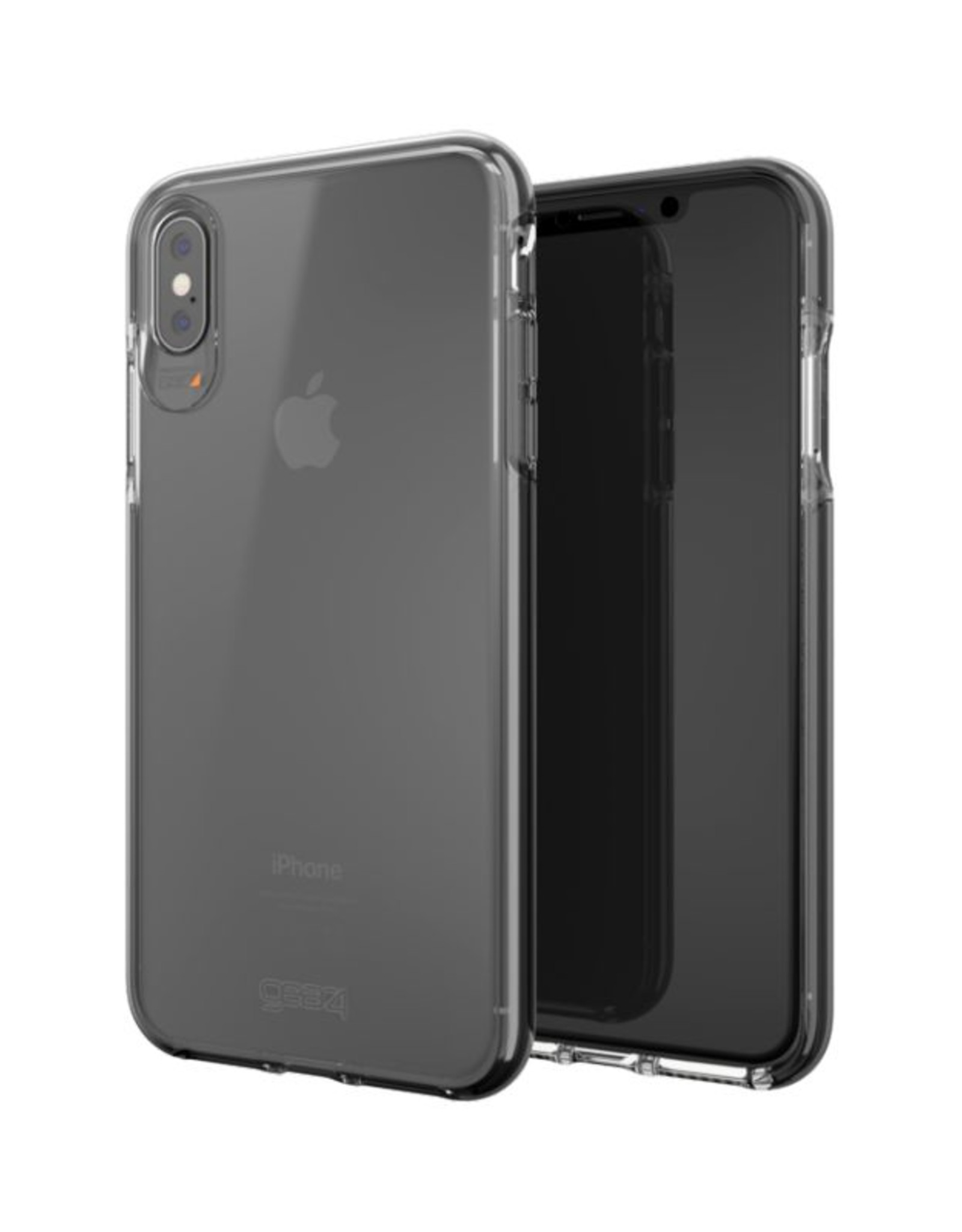 GEAR4 GEAR4 | iPhone Xs Max D3O Black Piccadilly Case | 15-03427