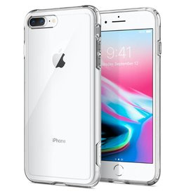 Spigen Spigen | iPhone 8/7/6/6s+ Slim Armor Crystal Case Crystal Clear | SGP055CS24088