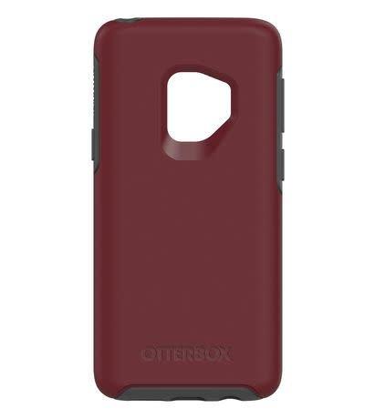 Otterbox OtterBox | Samsung Galaxy S9 Symmetry Fine Port (Burgundy/Gray) | 120-0133