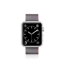 Casetify Casetify | Nylon Fabric Band Pink for Apple Watch 42mm | 122-0020