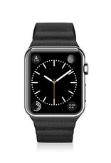 Casetify /// Casetify   Magnetic Band Black for Apple Watch 42mm   122-0018