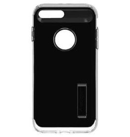 Spigen Spigen | iPhone 8/7/6/6s+ Slim Armour Jet Black | SGP043CS20851