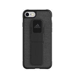 ADIDAS | iPhone 8/7/6S/6 Black Grip Snap Case | 15-02932