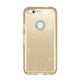 Speck /// Speck | Google Pixel Presidio Clear Glitter | SPK-90916-5636