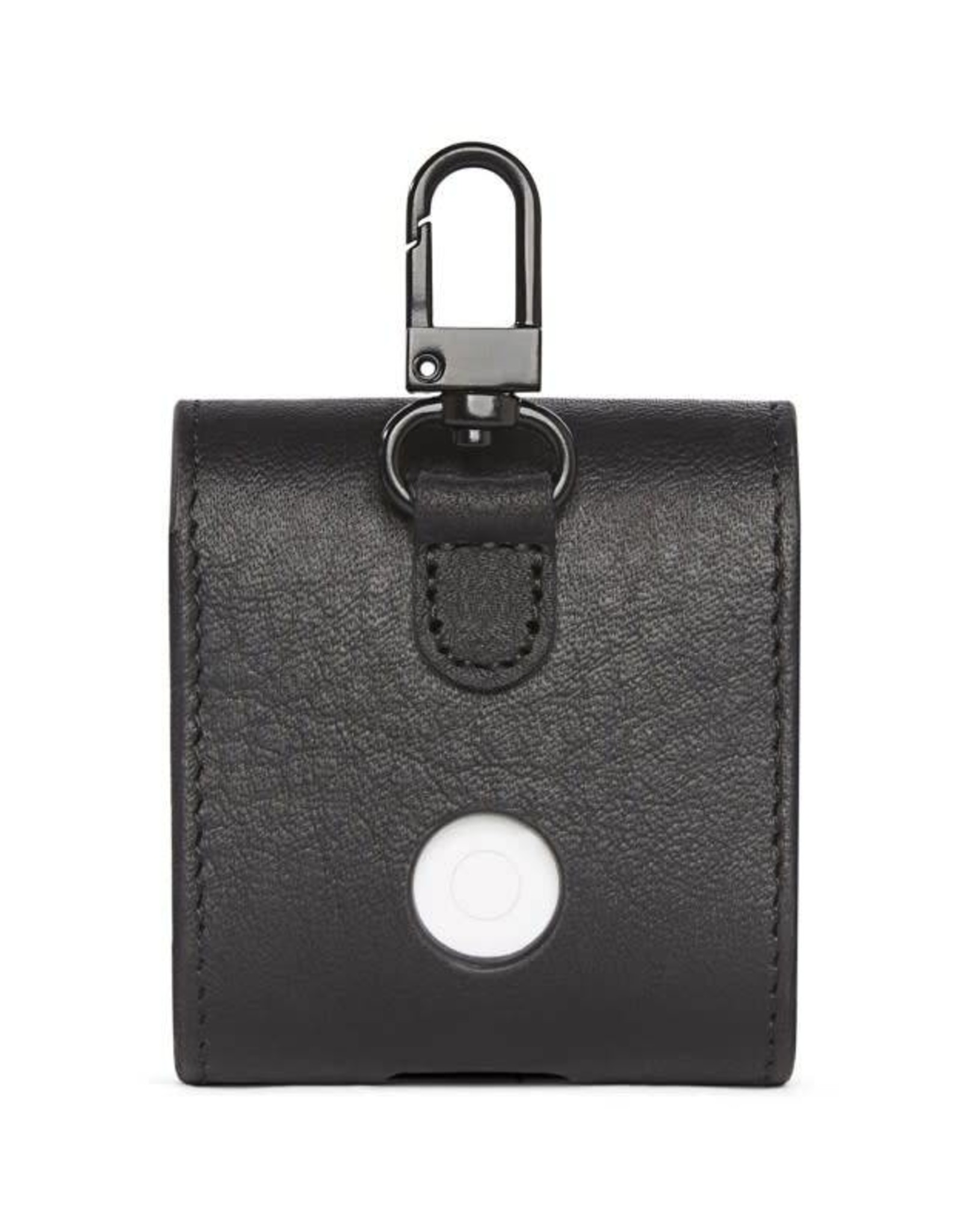 Decoded   Leather Case for AirPods - Black   DC-D8APC1BK