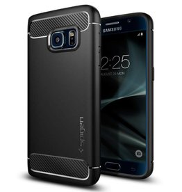 Spigen Spigen | Samsung Galaxy S7 Black Rugged Armor | SGP555CS20007