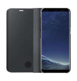 Samsung Samsung | Samsung Galaxy S8 OEM Black Clear Cover Stand | 112-9090