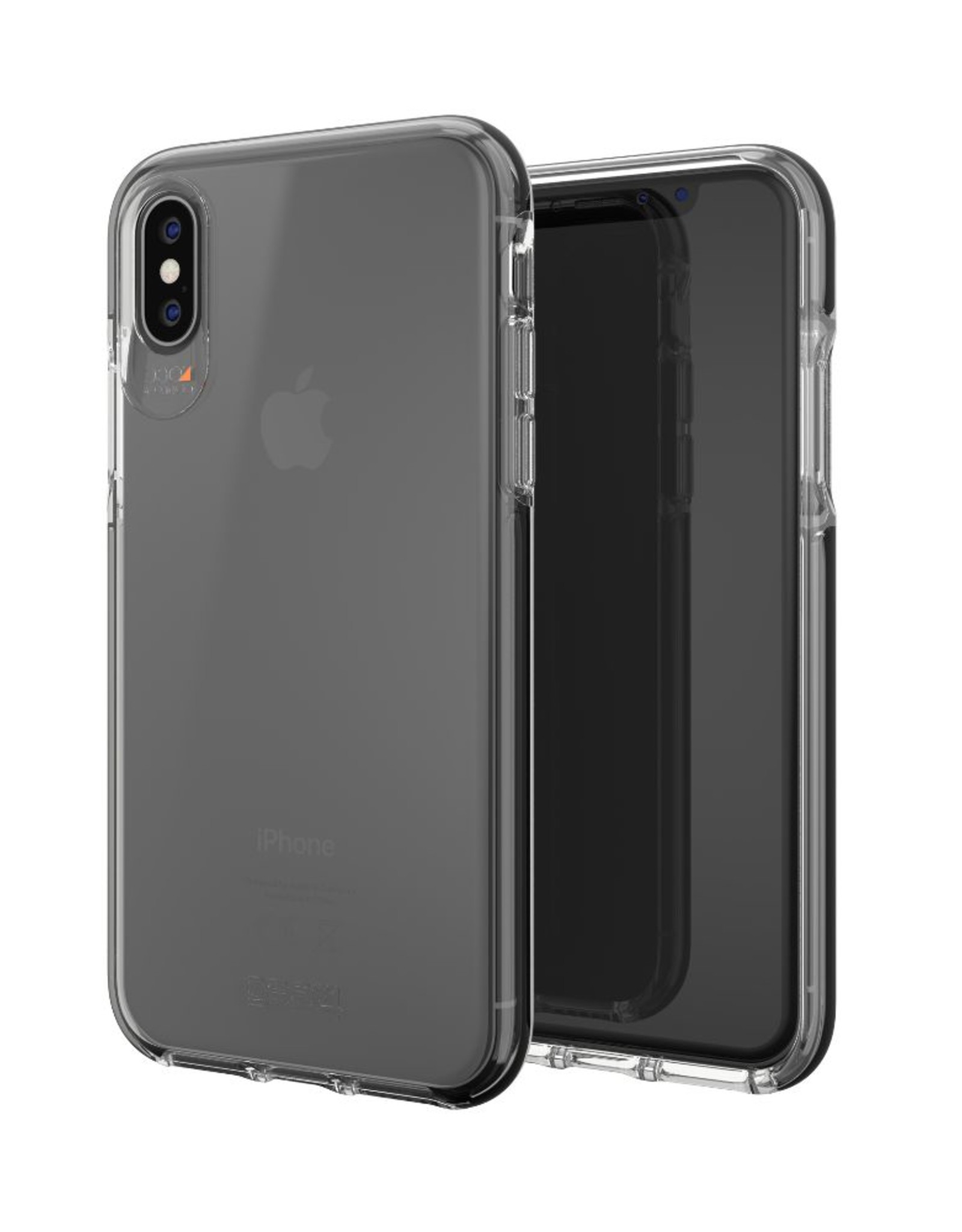 GEAR4 GEAR4 | iPhone Xs Max D3O Clear Crystal Palace Case | 15-03469