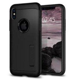 Spigen Spigen | iPhone X/Xs Slim Armor Black | SGP057CS22138