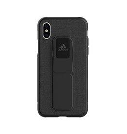 ADIDAS | iPhone X/Xs Black Grip Snap Case | 15-02937