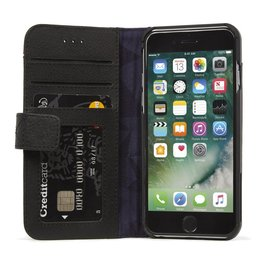 Decoded Decoded   iPhone Xs MAX Leather Wallet Removable Back Cover   Black DC-D8IPO65DW1BK