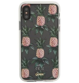 Sonix | iPhone Xs MAX Wireless Clear Coat Pink Pineapple | SX-288-0214-0111