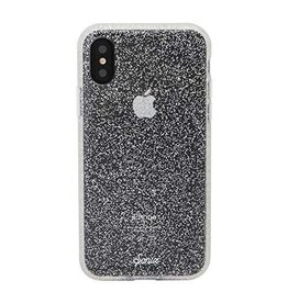Sonix Sonix | iPhone Xs MAX Wireless Clear Coat Silver Glitter | SX-288-0220-0111