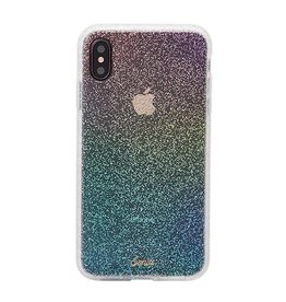 Sonix Sonix | iPhone Xs MAX Wireless Glitter Series Rainbow Glitter | SX-288-0226-0111