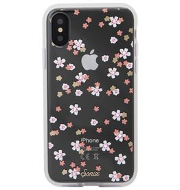 Sonix | iPhone Xs MAX Wireless Embellished Crystal MaRhinestone Floral Bunch | SX-288-0229-0111
