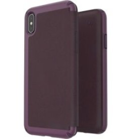 Speck Speck | iPhone Xs Max Presidio Folio - Heathered Purple | 1171097565