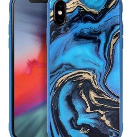 Laut LAUT | iPhone Xs MAX MINERAL GLASS Mineral Blue | LAUT_IP18-L_MG_MBL