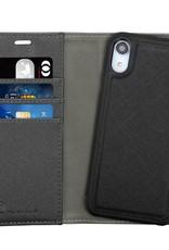 Blu Element Blu Element   iPhone XR 2 in 1 Folio Case Black/Brown   120-0826