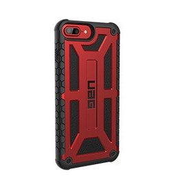 UAG UAG | iPhone 8/7/6/6s+ Monarch Red/Black (Crimson) | 15-02124