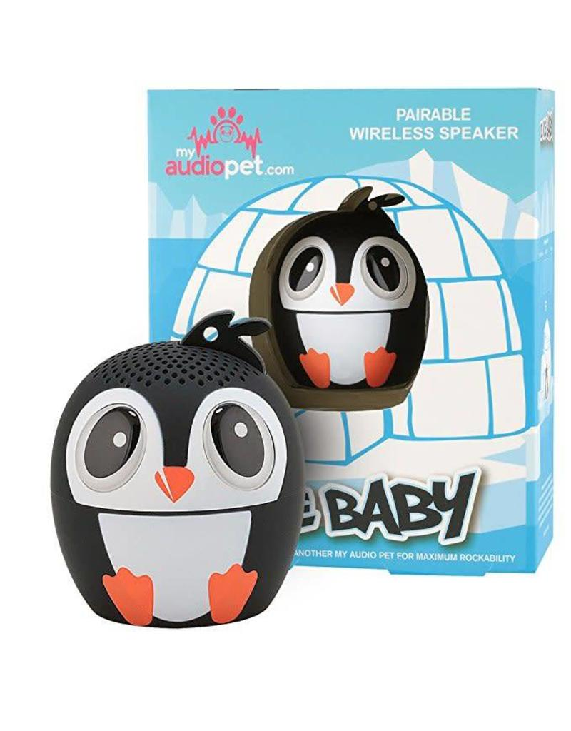 My Audio Pet | Bluetooth Speaker Penguin - Ice Ice Baby | 47891