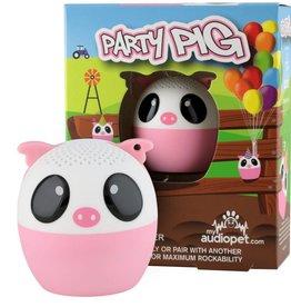 My Audio Pet | Bluetooth Speaker Pig -  Party Pig | 47904