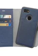 Blu Element Blu Element   Google Pixel 3 2 in 1 Folio Case Grey/Blue   120-1156