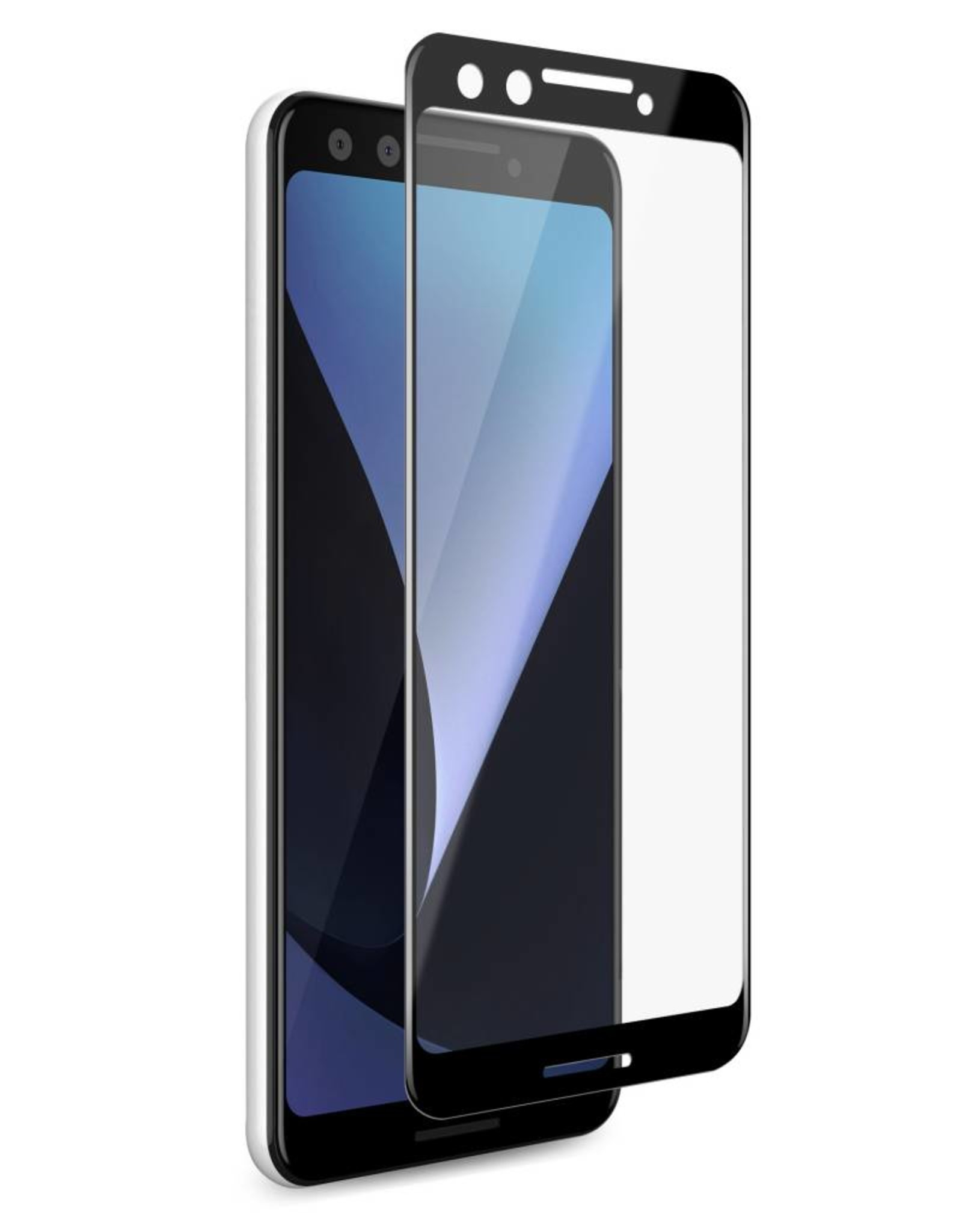 Blu Element Blu Element | Google Pixel 3 3D Curved Glass Screen Protector | 118-2049