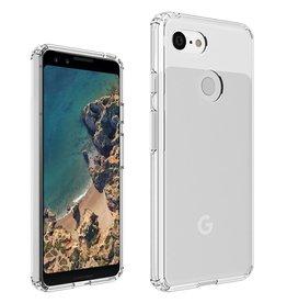 Blu Element Blu Element   Google Pixel 3 DropZone Clear Rugged Case Clear   120-1189