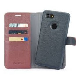 Blu Element Blu Element | Google Pixel 3 XL 2 in 1 Folio Case Black/Brown | 120-1160