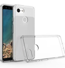 Blu Element Blu Element | Google Pixel 3 XL DropZone Clear Rugged Case Clear | 120-1188