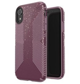 Speck Speck | iPhone XR Presidio Grip - Purple Pink w Gold Glitter | 1170607574